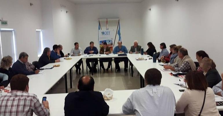 La Cámara Entrerriana de Turismo sesionó en Villaguay
