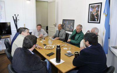 Acuerdan elaborar un proyecto para crear el Consejo Mixto de Turismo provincial
