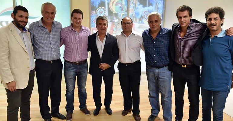 La CET participó junto al gobernador Urribarri en la inauguración de la Casa de Entre Ríos en Corrientes